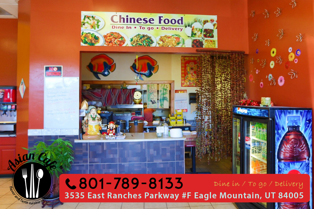 Chinese Food Eagle Mountain